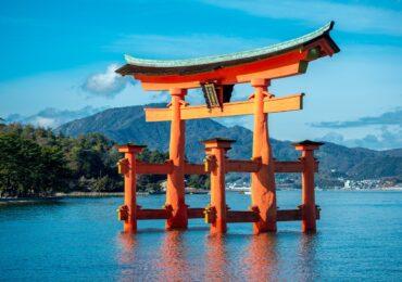 O'Torii gate in Japan